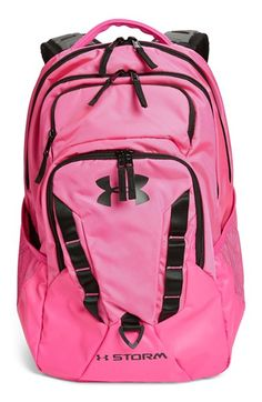 Under Armour  Recruit  Water Resistant Backpack available at  Nordstrom Under  Armour Backpack cb6310426fed4