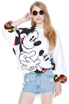 Hey Mickey Sweatshirt