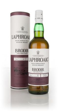 In fact only the second Laphroaig  I'm tasting (after the basic 10 Y.O. expression). Sweeter, maybe milder (no matter the higher alcohol percentage), but still very very similar to the basic Laphroaig. I like it, but it's not worth the price.