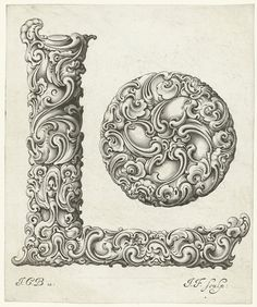 These are so intricate. You can spot little faces... | Type Worship: Inspirational Typography & Lettering