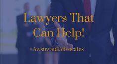 You will come across many legal aid providers that will be somewhat like deceivers. The saying 'great boast, little roast' will fit them…