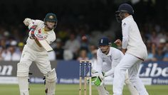 2nd Ashes Test, Day 1: Record-setting Chris Rogers, Steve Smith pummel England