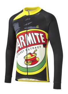 New Marmite Winter Cycling Jersey  a5de8d369