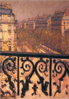 Gustave Caillebotte, Paris, 1880-81.