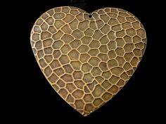 HEOV -11 Herraje especial, color oro viejo, ideal para collar, medidas 6x5 cm de diámetro, único precio pieza $9.90 pesos