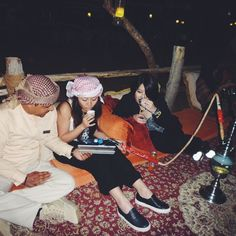 Chillin with Sameh ☕️ #PlatinumHeritage #BrotherFromAnotherMother #Dubai #DubaiLife #desert #safari