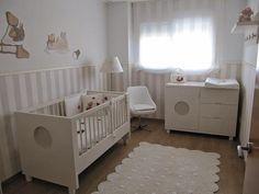 Cómo decorar la habitación del bebé. Paredes   Padres