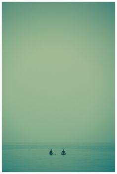 Out to Sea #minimal #minimalism