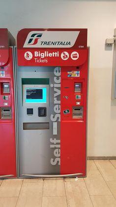 Trenitalia ticket machine is broken #bsod #pbsod