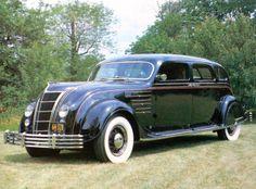 1939 Chrysler Imperial Airflow limousine