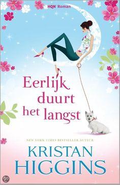 #recensie #eerlijkduurthetlangst #KristanHiggins Ebella.nl