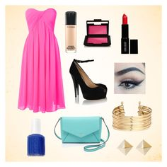 """""""party girl"""" by kikikitty44 ❤ liked on Polyvore"""