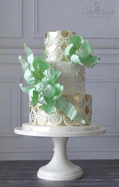 Mint~n~Midas - Cake by Cake Heart