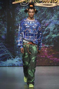 Katie Eary Spring-Summer 2018 - London Fashion Week Men's