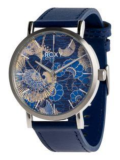 Roxy Analoge Uhr »Maya« für 89,00€. Gehäusegröße: 38 mm - Dicke: 9 mm - Gewicht: 80 g, Gehäusezusammensetzung: solider Marine-Edelstahl bei OTTO
