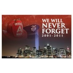 Outdoor Décor-Flagsource We Will Never Forget 911 Decorative Flag 3 by 5Feet *** For more information, visit image link.