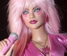 JEM from when I was a kid...she`s beautiful