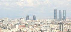Madrid Seattle Skyline, New York Skyline, San Francisco Skyline, Madrid, Culture, Spaces, Travel, Miles Apart, Buildings