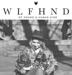 W L F H N D: A Lifestyle Blog for Hounds and Humans - Dog Milk