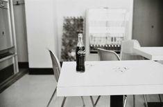 William Eggleston, Untitled (Coke bottle on table), 1960-1972