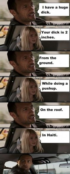 The Rock - funny pictures - funny photos - funny images - funny pics - funny quotes - #lol #humor #funny