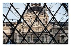 PARIS LOUVRE on Behance
