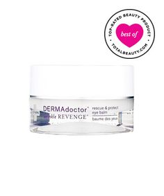 Best Eye Wrinkle Cream No. 1: DERMAdoctor Wrinkle Revenge Rescue & Protect Eye Balm, $50, 11 Best Eye Wrinkle Creams - (Page 12)