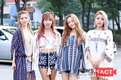 Matilda :: Saebyeol - Haena - Dana - Semmi Matilda, Kpop Girls, Girl Group, Kdrama, Kimono Top, Fandom, Meet, Music, Beautiful