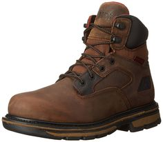Rocky Men's 6 Inch Hauler Work Boot *** For more information, visit now : Men's boots