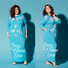 Lovely plus size collection! The super comfy maxi dress - perfect for Summer - comfy fabric, comfy design! Amazing!