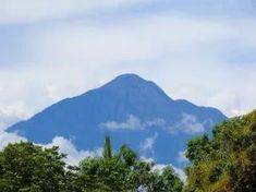 Ascenso al Volcan Tacana, Chiapas, Mexico