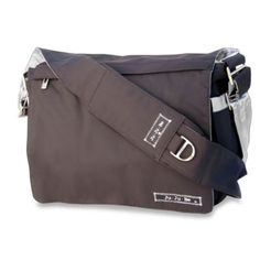 BeAll™ Diaper Bag by Ju-Ju-Be® in Black/Silver - buybuyBaby.com