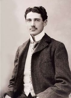 MARCEL PROUST: Armand, Duke de Guiche was the son-in-law of the Countesse Greffülhe. The Duc de Guiche (later Duke de Gramont) was married to Elaine Greffulhe and was also a personal friend of Marcel Proust Marcel Proust, Robert Mapplethorpe, Vintage Gentleman, Vintage Men, Annie Leibovitz, Richard Avedon, Belle Epoque, Old Portraits, Writers And Poets