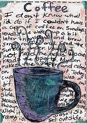 "Journal ATC  ""Coffee"" Very nice!"