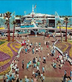 Tomorrowland from a long time ago