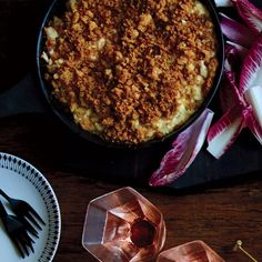 This best-ever crab dip has a supercrispy, buttery crumb topping. Get the recipe at Food & Wine.