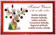 vánoční přání - přáníčka 031