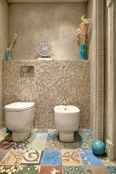 """Имеет ли место """"раскладка плитки"""" в дизайне ванной комнаты. - отправлено в…"""