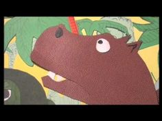 Owen and Mzee Ecosode 1 - YouTube/ cut paper animation