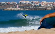 Rip Curl Pro Portugal 2012 Completes Two Heats of Round 3
