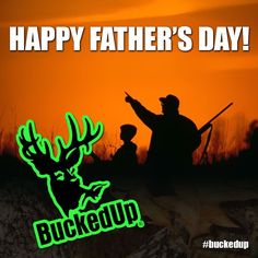 Happy Father's Day! #dad #daddy #father #fathersday #buckedup #hunting #likefatherlikeson #likedad #likedaddy