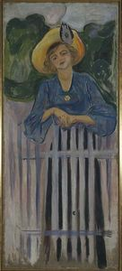 Ingse Vibe - (Edvard Munch)