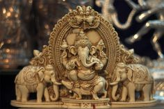Ganesh Lord, Shri Ganesh, Ganesha Art, Ganesha Pictures, Ganesh Images, Happy Ganesh Chaturthi Images, Ganesh Idol, Statue Tattoo, Ganesh Statue