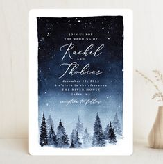 Emmaline Bride - Handmade Wedding Blog Let's get planning: it's time to pick out the best winter wedding invitations for your celebration! Check out our latest roundup below + join the list for FREE to be… Handmade Wedding Blog