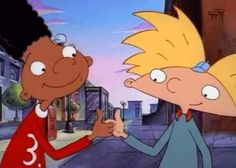 Hey Arnold.