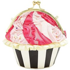 KITSCH CUPCAKES FOR EVERYONE CROSSBODY ❤ liked on Polyvore featuring bags, handbags, shoulder bags, betsey johnson crossbody, betsey johnson handbags, crossbody handbag, betsey johnson and cross body