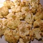 Easy Oven Roasted Cauliflower Recipe