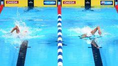 Ryan Lochte vs Michael Phelps