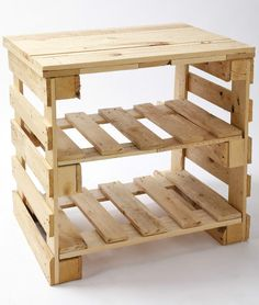 Pallet Crafts, Diy Pallet Projects, Wood Projects, Palette Table, Palette Deco, Diy Furniture Table, Diy Table, Palette Furniture, Diy Bed
