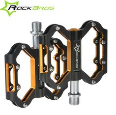 28.55$  Buy now - http://alilg7.shopchina.info/go.php?t=32772760770 - RockBros MTB Road Bike Pedals Aluminium Alloy Sealed Bearing Cycling Mountain Bicycle Pedals Bike Parts Pedales  Bicycle Bike Pa  #SHOPPING
